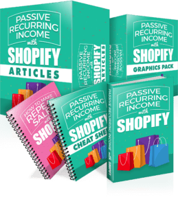 Passive And Residual Income Using Shopify